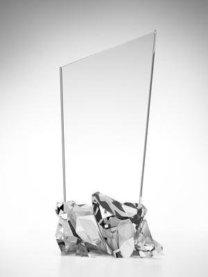 Eine troph e als ultimatives werbe produkt nutzen for Glaspokal deko