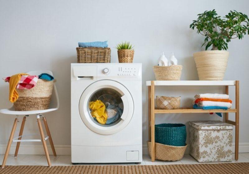 Leise Waschmaschine – die besten Hilfsmittel