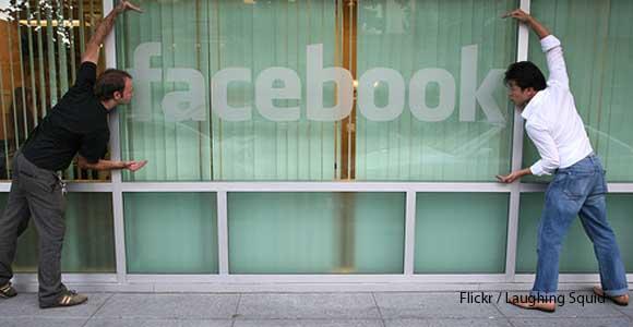 Facebook-Kopie Facebook läuft GMX & Co den Rang ab Web