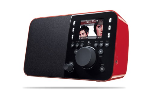 Squeezebox Radio von Logitech