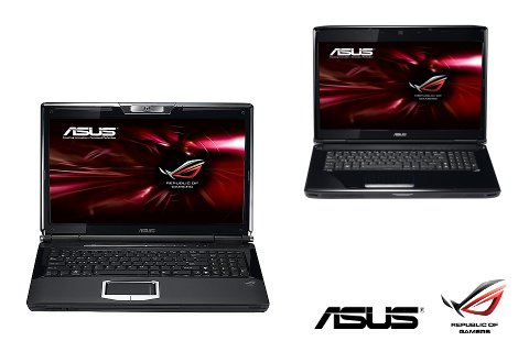Asus R.O.G.-Notebooks