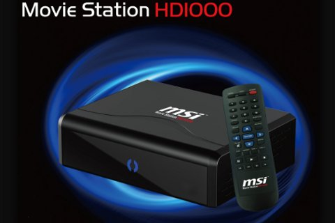 Movie Station HD1000