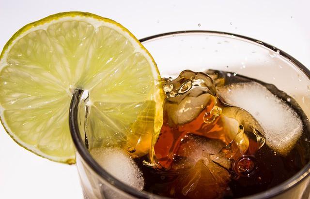 Cola-Kühlschrank